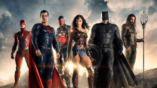 justice league 2017 review