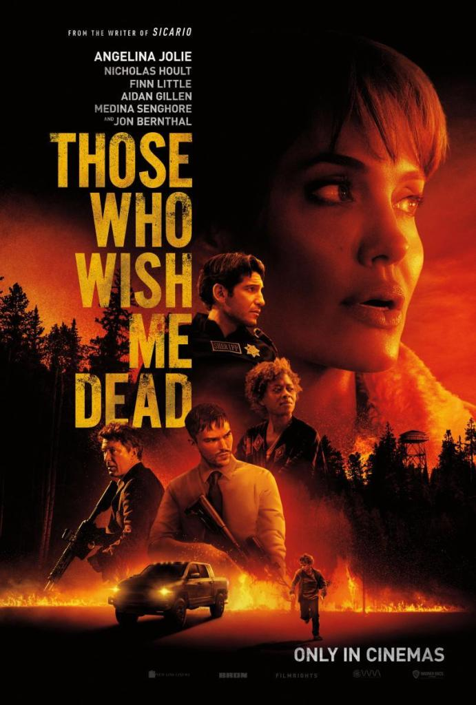those who wish me dead box office report