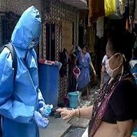नवी मुंबई में शुरु हुआ `डोर टू डोर' कोरोना टेस्ट