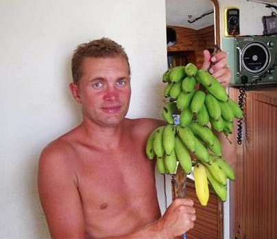 Darované ovoce