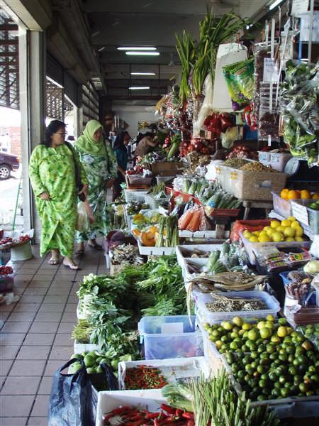 Místní tržiště