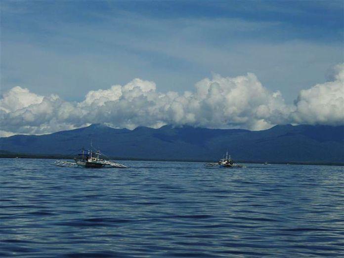 """""""Vodoměrky"""" filipínských rybárů"""