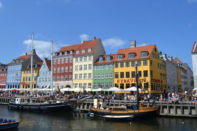 Kodaň- Nýhavn