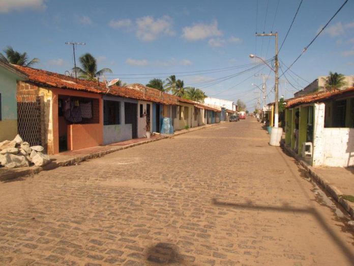 Pokrok v bydlení na místě slumů.