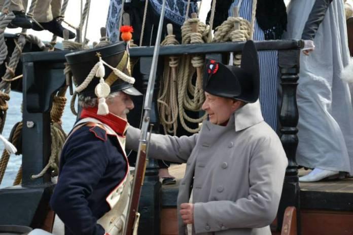 Cisar Napoleon I. a Michal Gallo - 57 regimen.
