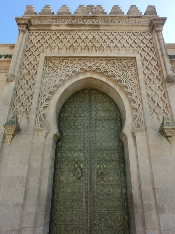 Procházka po Rabatu.