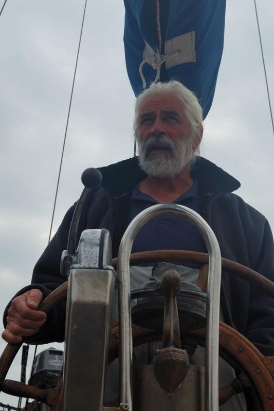 Stanislav Bílek, kapitán ETERNITY.