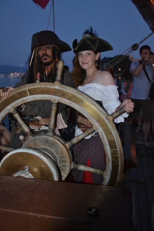 Piráti na La Grace