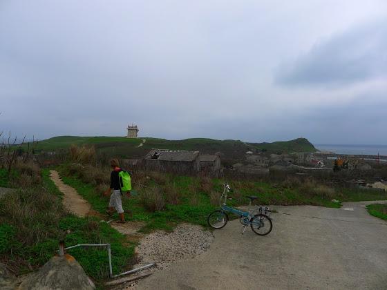 Odpolední výlet na kolech.