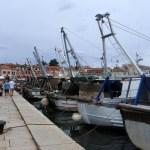 Novigrad starý rybářský přístav