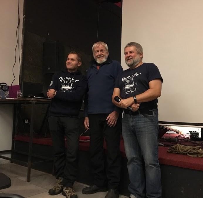 Martin, John a Jarda