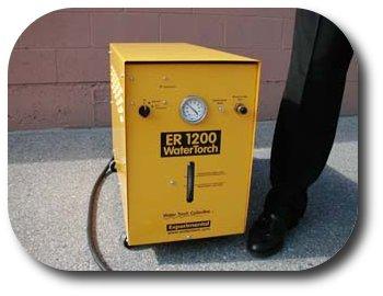 Yull Brown's gas generator