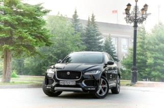 Jaguar F-Pace. В мягких лапах