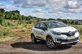 Renault Kaptur или Duster?