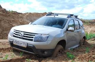 Как мы засадили Renault Duster