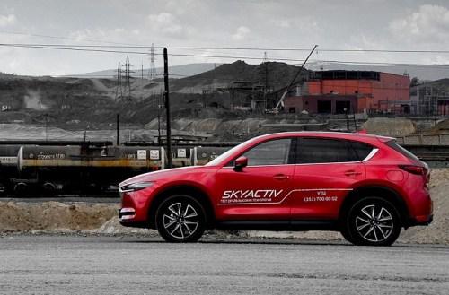 Mazda CX-5. Хайп и трепет