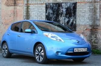 Nissan Leaf. Дневник челябинского электромобилиста