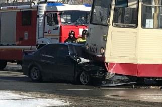 Эпидемия аварий с трамваями