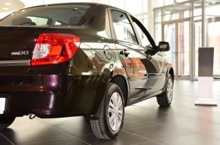Datsun on-Do является слегка перелицованной Lada Granta