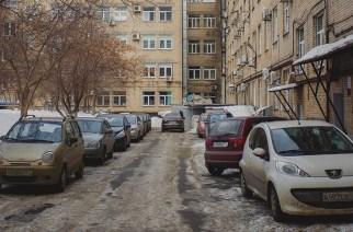 ПДД для бывалых: суровый закон дворов