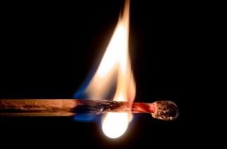 Сгореть красиво