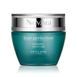 Ночной обновляющий крем-бальзам для совершенства кожи NovAge True Perfection