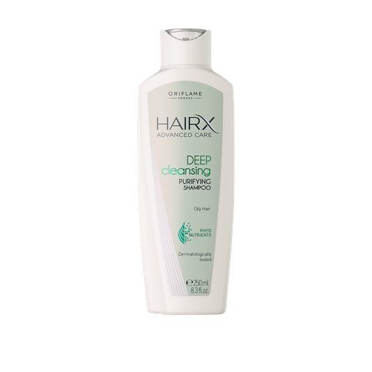 Шампунь для жирных волос HairX