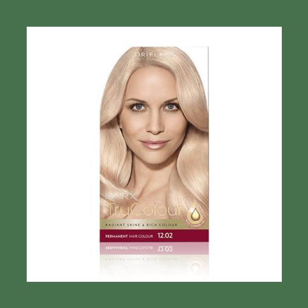 Стойкая краска для волос «Цвет-Эксперт» Ультрасветлый жемчужный блонд