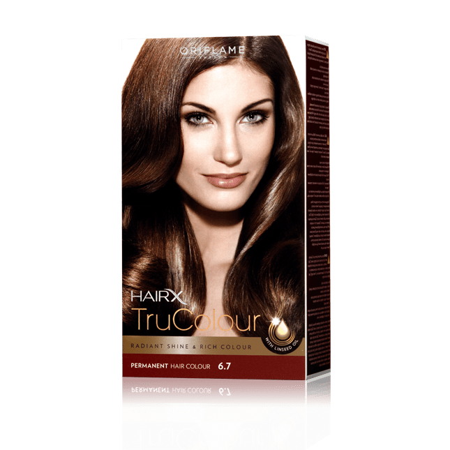 Стойкая краска для волос «Цвет-Эксперт» Лесной орех