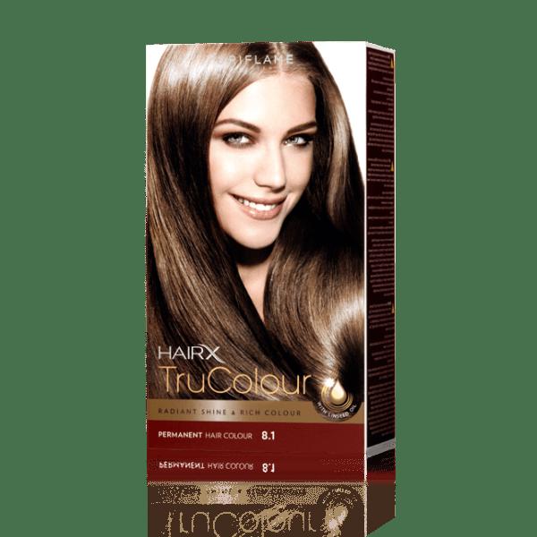 Стойкая краска для волос «Цвет-Эксперт» Пепельно-русый