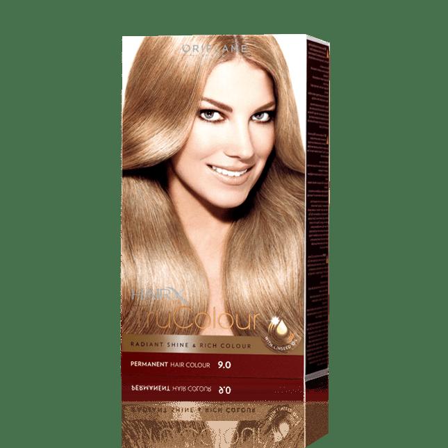 Стойкая краска для волос «Цвет-Эксперт» Светло-русый