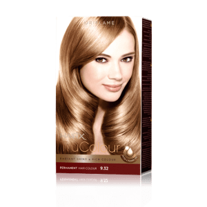 Стойкая краска для волос «Цвет-Эксперт» Золотистый блонд