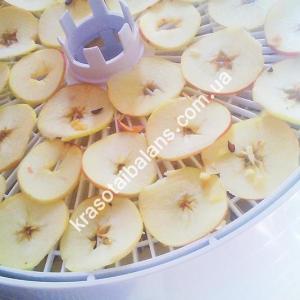 Яблоко сушеное 80 грамм. Чипсы_2