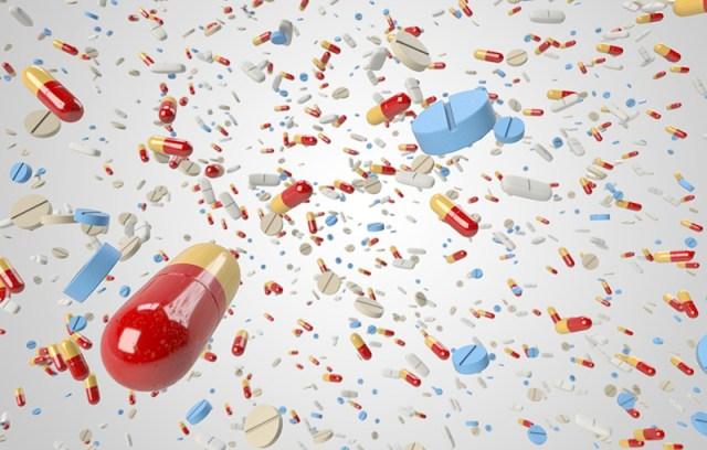 Повальное употребление всех известных витаминов, минералов и жирных кислот