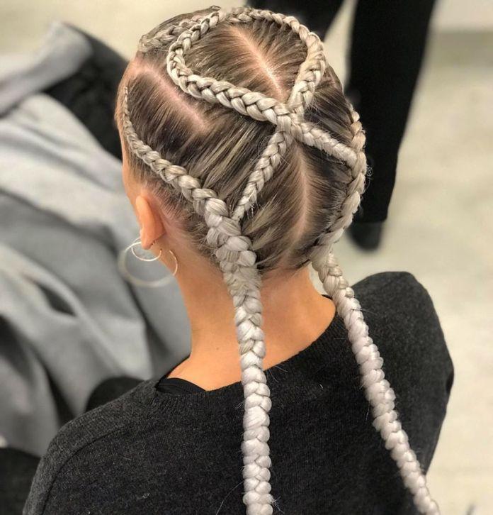 Зимние тренды для волос 2020 фото 18