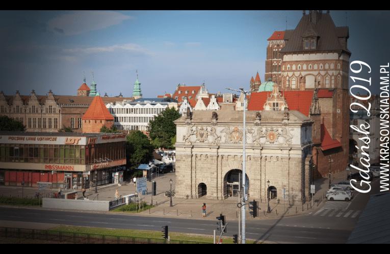 Bardzo rzadko jestem na gdańskiej Starówce