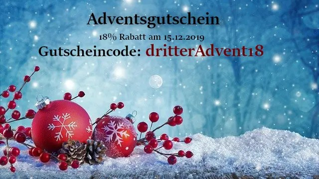 Advent voucher