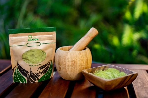 kratom powder green strain