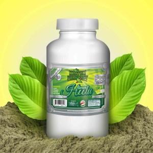 Green Hulu - 500 Capsules