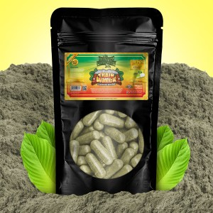 Kratom Pharmacy | Trainwreck - 1500 Capsules