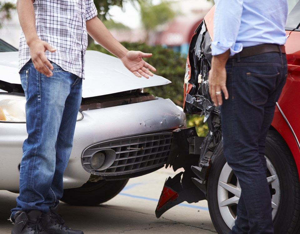 Anderson SC Car Wreck Lawyer