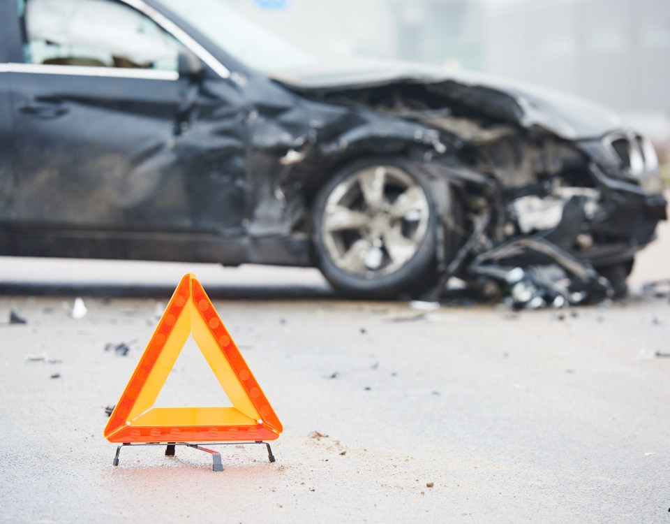 Uber Accident Liability Anderson SC