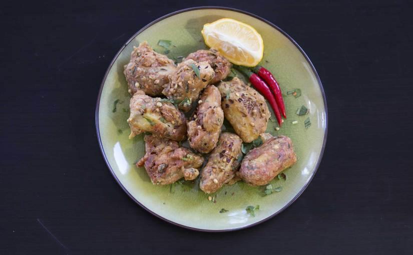 Fish Pakoras