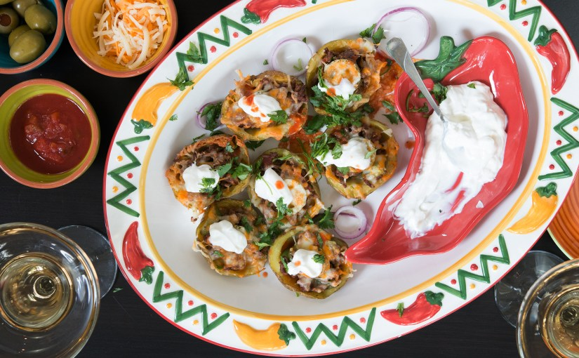 Potato Skins – Mexiskins