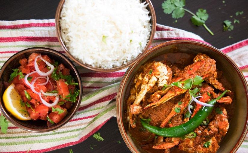 Crab Xec Xec – Goan Crab Curry