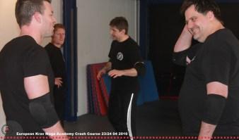 Krav Maga zelfverdediging Crash Course te Antwerpen