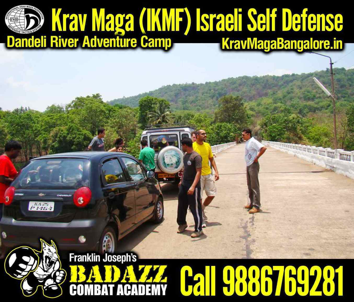 BadAzz Krav Maga Military Combat Academy River Adventure Camp
