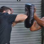 How to perform elbow strikes