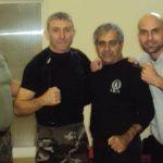 Seminario Kapap con Moshe Galisko