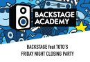 Toto's Friday Night closing party